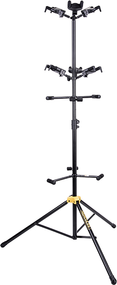 6-PC AUTO GRIP SYSTEM (AGS) GUITAR STAND