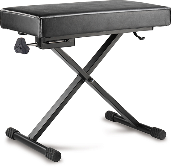 EZ HEIGHT ADJUSTABLE KEYBOARD BENCH