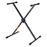 EZ-LOK SINGLE X-KEYBOARD STAND