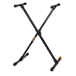 TRAVLITE SINGLE X-KEYBOARD STAND