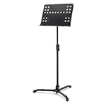 ORCHESTRA STAND, FOLDABLE DESK W/SWIVEL LEGS