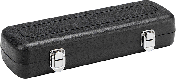 JKC-03CA Piccolo Case for Silver Headjoint