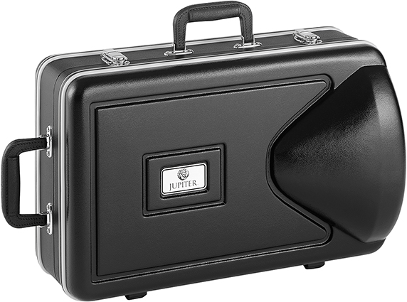 JKC-62BA Marching Mellophone Case