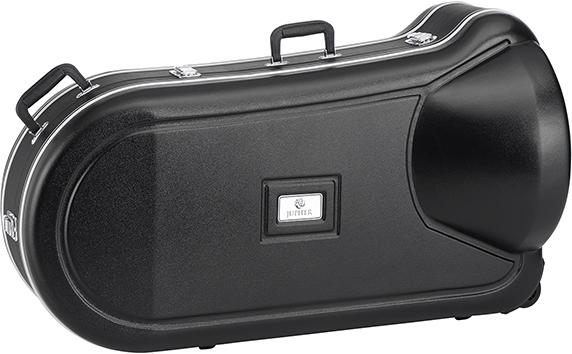JKC-80A Compact 3-Valve Tuba Case