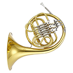 700 Series JHR700 Single Horn