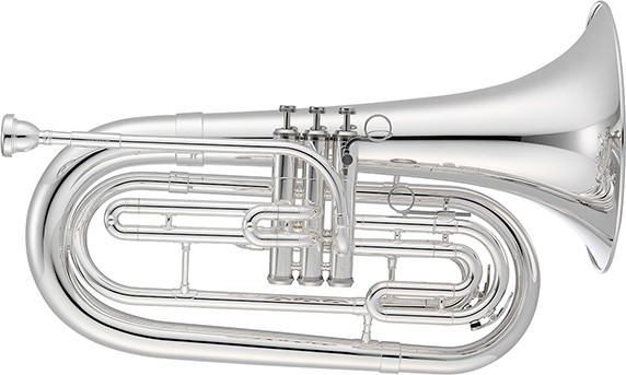 1000 Series JBR1000MS Marching Baritone