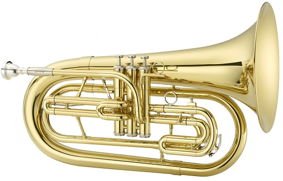1100 Performance Series JBR1101M Marching Baritone