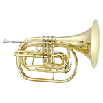 1000 Series JHR1000M Marching French Horn