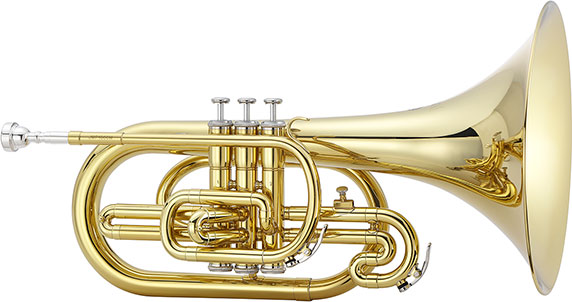 1000 Series JMP1000M Marching Mellophone