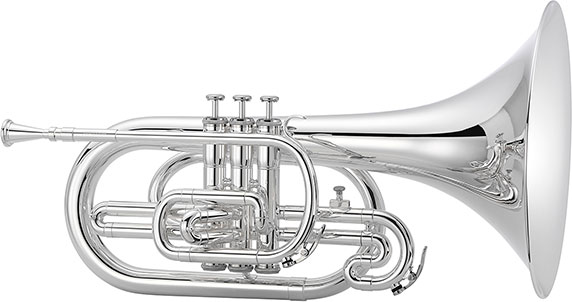 1000 Series JMP1000MN Marching Mellophone