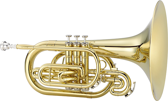 1100 Series JMP1100M Quantum Marching Mellophone