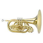 1100 Series JMP1100M Marching Mellophone