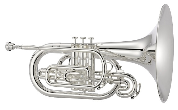 1100 Series JMP1101MS Quantum MK II Marching Mellophone