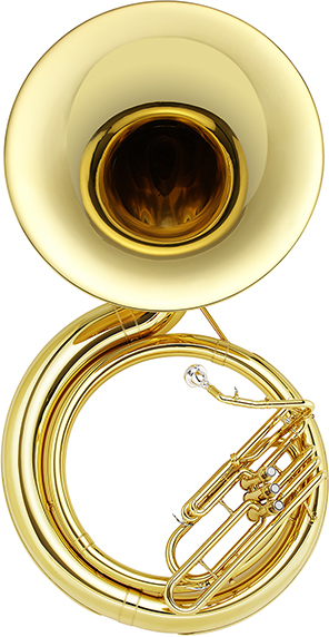 1100 Series JSP1100 Quantum Marching Sousaphone