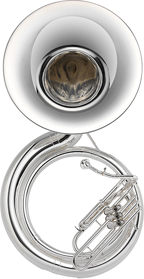 1100 Series JSP1100S Quantum Marching Sousaphone