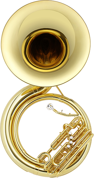 1100 Series JSP1110 Quantum Marching Sousaphone