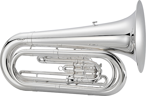 1000 Series JTU1030MS Marching Tuba