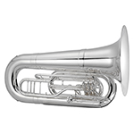 1100 Series JTU1100MS Marching Tuba