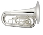 1100 Series JTU1101MS Quantum MK II Marching Tuba