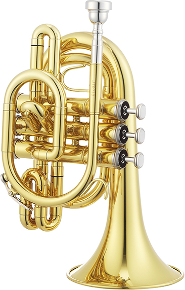 700 Series JTR710 Pocket Trumpet