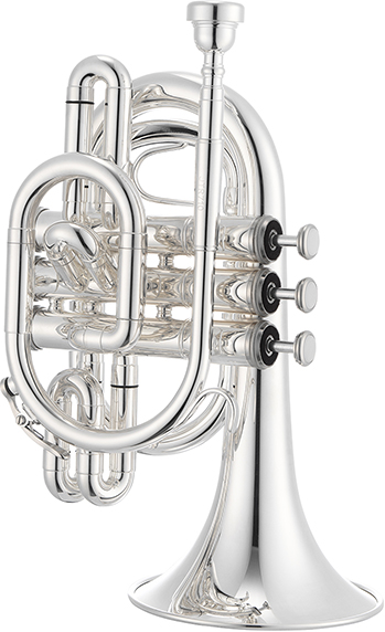 700 Series JTR710S Pocket Trumpet