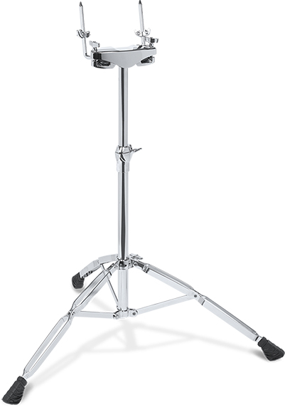 CONCERT BLACK SERIES TOM STAND (FOR 2 TOMS)