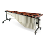5.0 OCTAVE REFLECTION ROSEWOOD MARIMBA