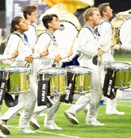 Gold Drum & Bugle Corps