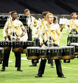 Golden Empire Drum & Bugle Corps