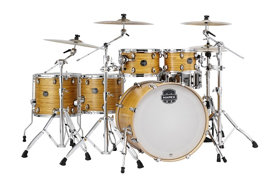 Armory 6-Piece Studioease Fast Shell Pack w/ Extra Deep Bass Drum
