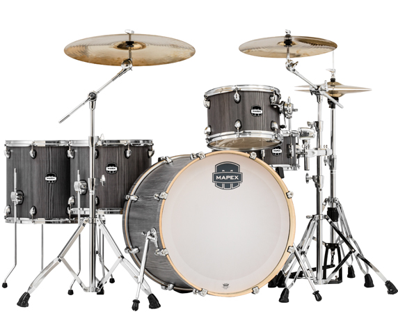 MARS SERIES 5 PIECE CROSSOVER SHELL PACK SMOKEWOOD