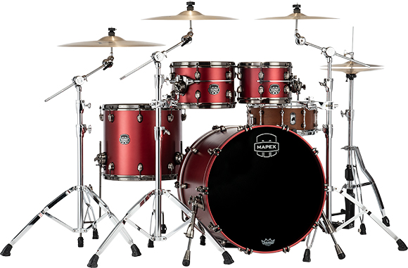 Saturn Evolution Classic Birch 4-Piece Shell Pack