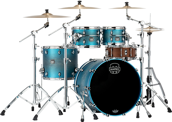 Saturn Evolution Classic Maple 4-Piece Shell Pack