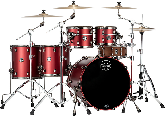 Saturn Evolution Workhorse Birch 5-Piece Shell Pack