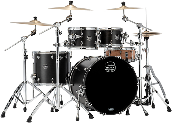 Saturn Rock 4-Piece Shell Pack