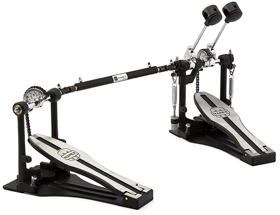SINGLE CHAIN DOUBLE BASS DRUM PEDAL