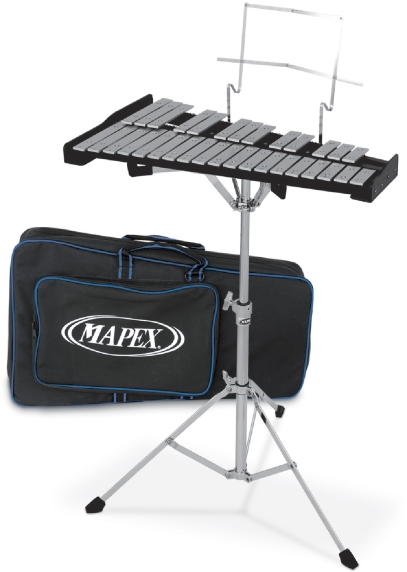 STUDENT PERCUSSION KIT, BACKPACK STYLE