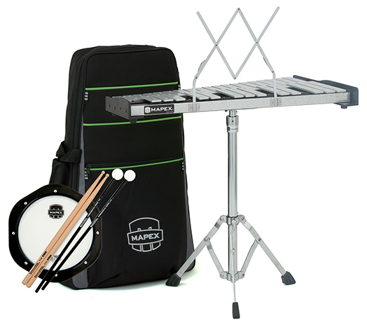 BACKPACK PERCUSSION KIT