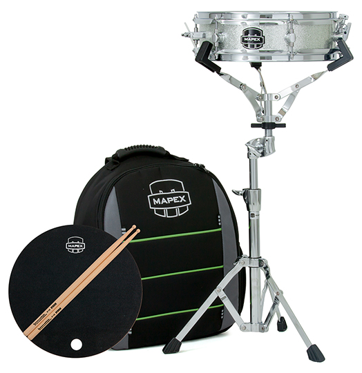 LITE BACKPACK SNARE DRUM KIT