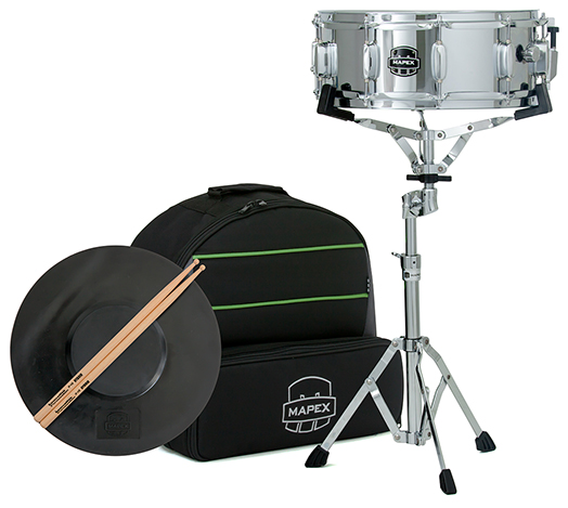 Backpack Snare Drum Kit