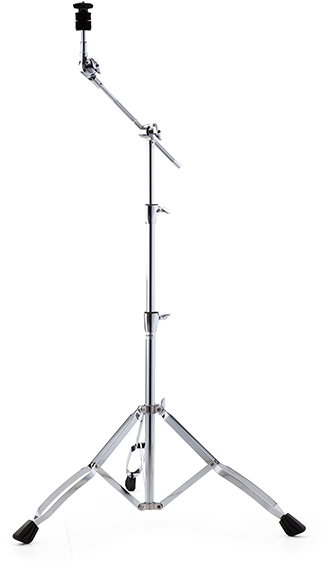400 Double Braced Light Weight 3-Tier Boom w/ Ratchet Tilter - Chrome