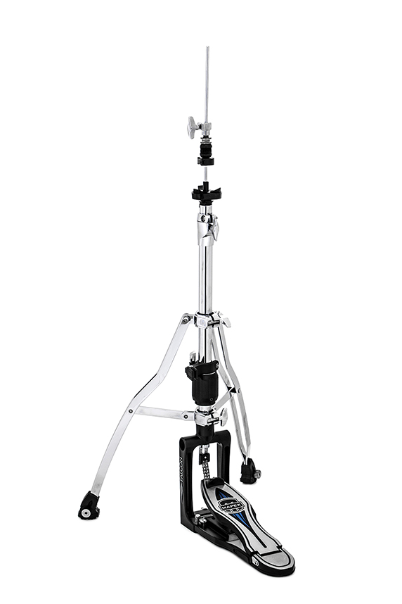 Falcon Direct Drive Double Braced Hi-Hat Stand w/ Removable Legs and Quick Release
