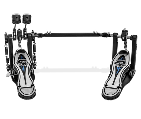 FALCON DOUBLE BASS DRUM PEDAL LEFT LEAD