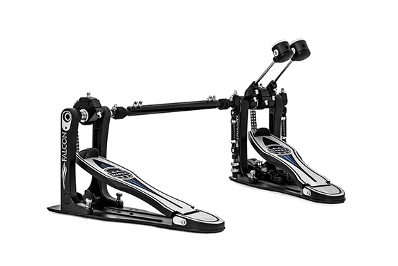 Falcon Double Pedal Double Chain Drive w/ Falcon Beater Including Weights