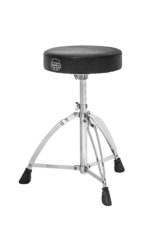 ROUND TOP DRUM THRONE LIGHT WEIGHT