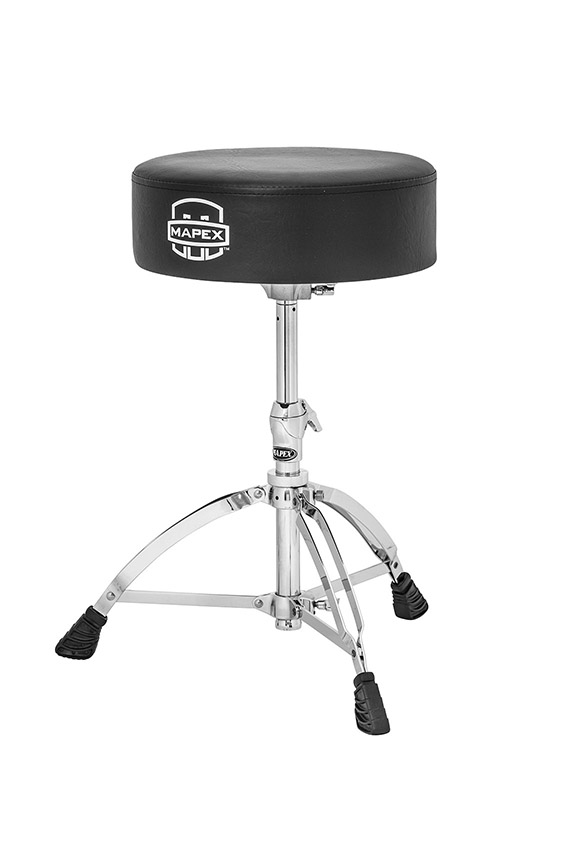 ROUND TOP DRUM THRONE HEAVY DUTY
