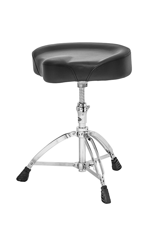 SADDLE TOP DRUM THRONE HEAVY DUTY