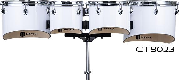 Contender Series Tenor Drums