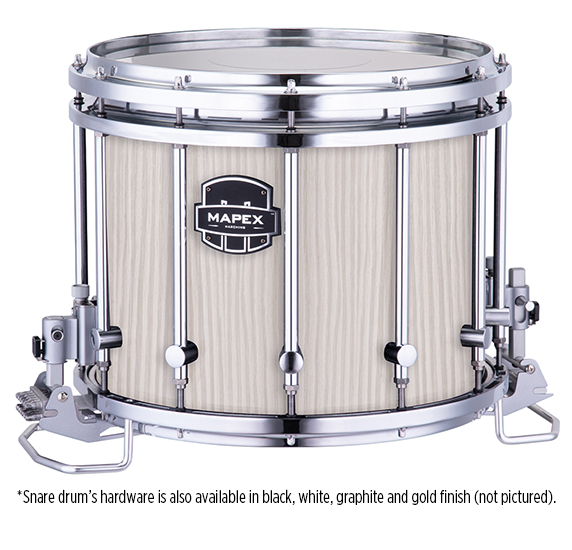 Quantum Mark II Series Classic Snare Drums