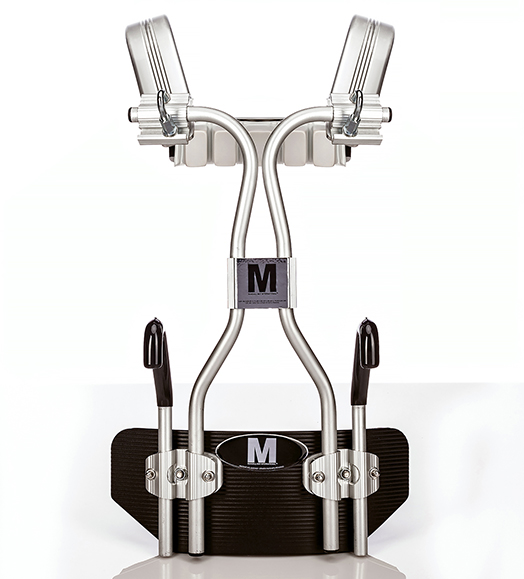 Aluminum Tubular Bass Drum Carrier